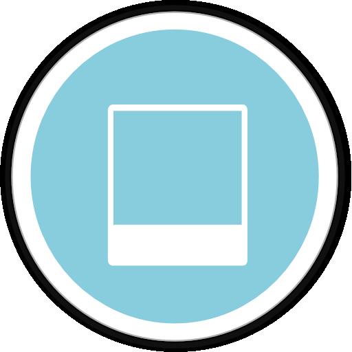 иконки полароид, фотография, фотографии, eog,