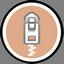иконка архив, молния, zip,