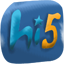 иконка hi5,