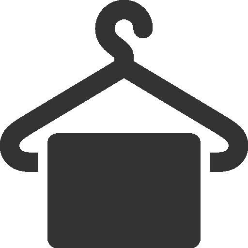 иконка гардероб, вешалка, cloakroom,