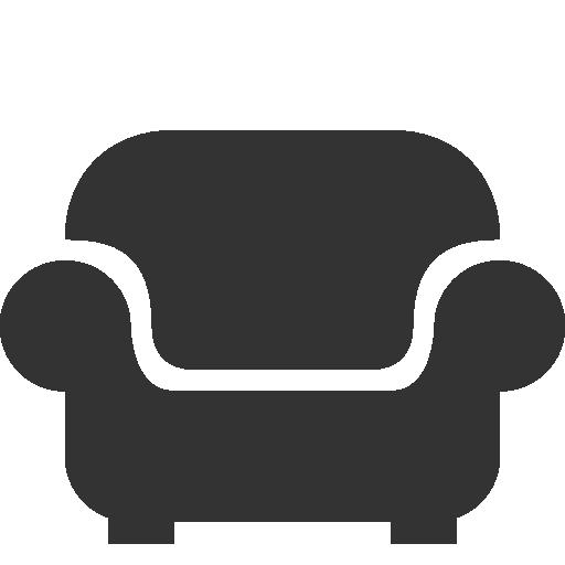 иконки кресло, гостиная, living room,