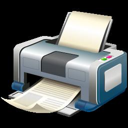 иконка принтер, print,