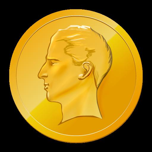 иконка деньги, валюта, монета, coin,