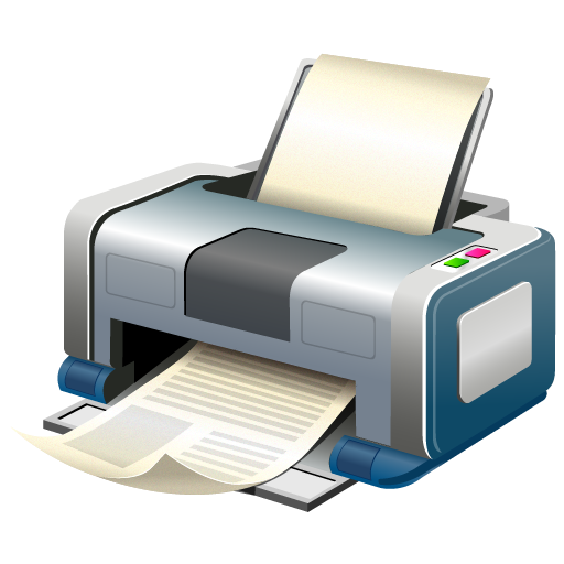 иконки принтер, print,