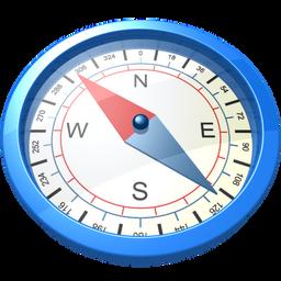 иконки компас, compass,