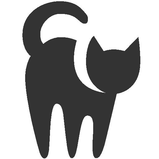 иконки кот, кошка, котенок, cat,