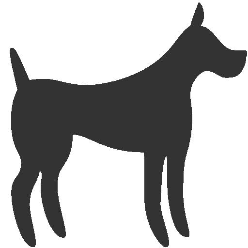 иконки собака, dog,