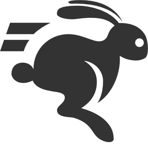 иконка кролик, rabbit,
