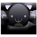 иконка кот, котик, кошка, cat,