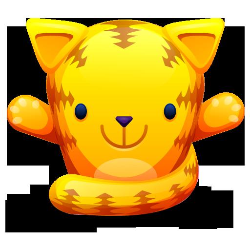 иконки кот, котик, кошка, cat,