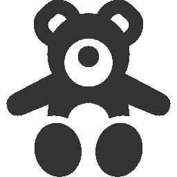 иконки медведь, мишка, teddybear,