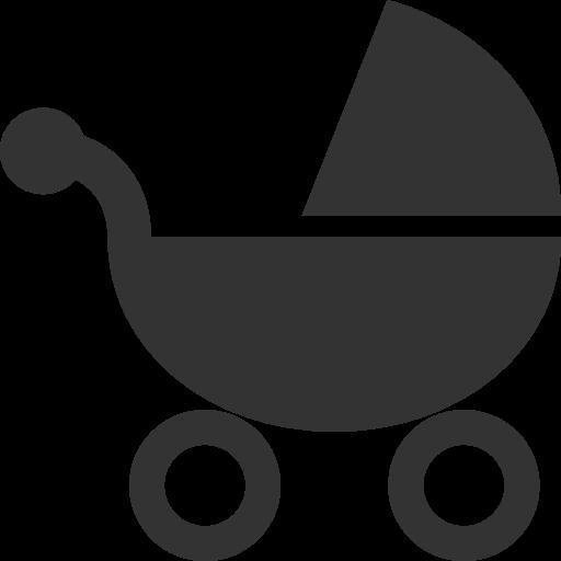 иконки детская коляска, stroller,