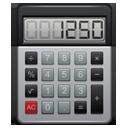 иконка калькулятор, calculator,