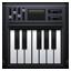 иконки синтезатор,