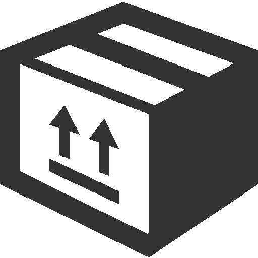 иконка коробка, package,