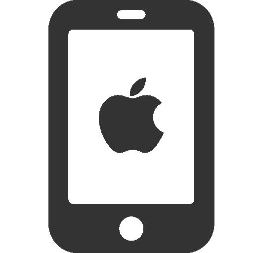 иконки iphone, телефон,