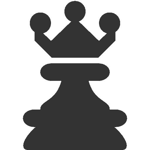 иконки королева, шахматы, queen,