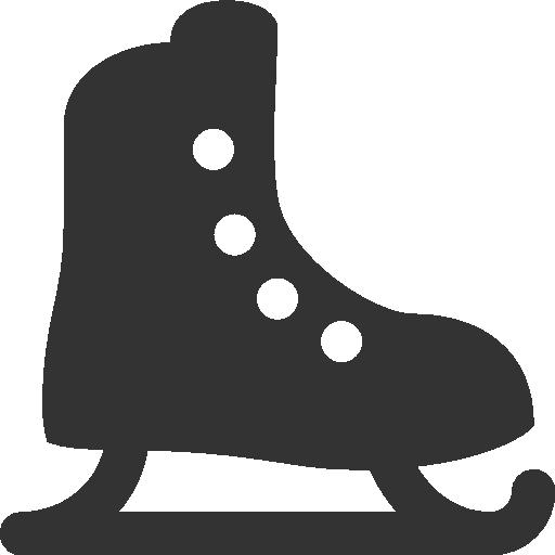 иконки коньки, ice skate,