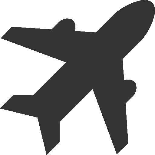 иконки самолет, airport,