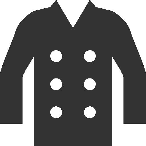 иконка пальто, coat,