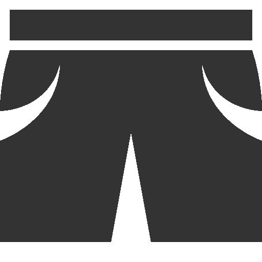 иконки шорты, одежда, shorts,