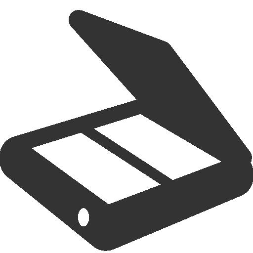 иконки сканер, scanner,