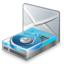 иконка письмо, почта, mail,
