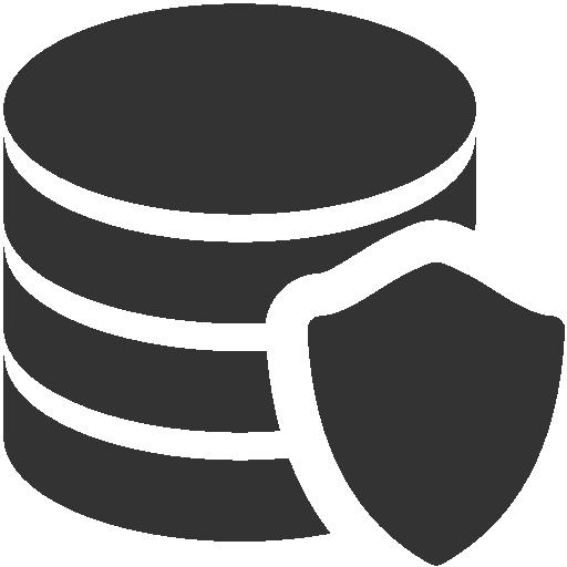 иконки защита данных, data protection,
