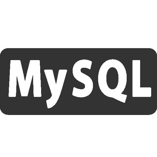 иконки mysql,