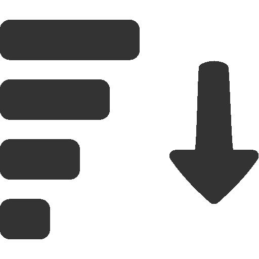 иконки сортировка, generic sorting,
