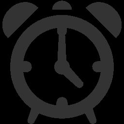 иконка будильник, часы, время, alarm, clock,