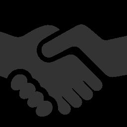 иконки рукопожатие, сделка, handshake,