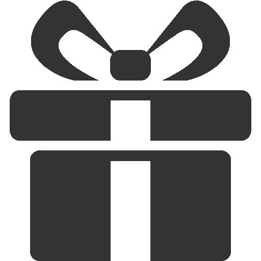 иконка подарок, gift,