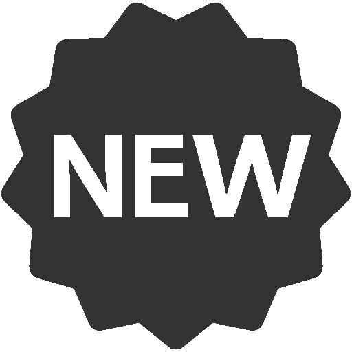 иконки новое, новинка, new,