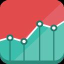 иконки график, статистика, chart,