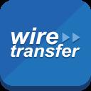 иконка wire transfer,