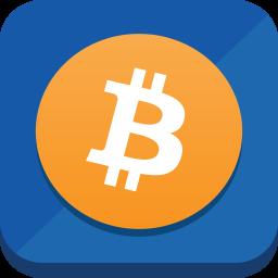 иконки bitcoin, биткоин, криптовалюта,