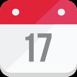 иконка календарь, calendar,