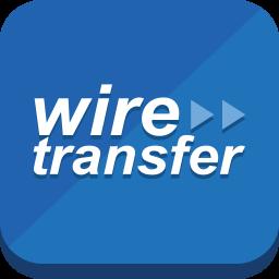 иконки wire transfer,