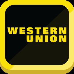 иконки western union,