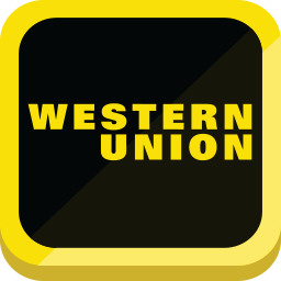 иконка western union,