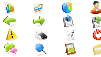 Web Application Icons Set