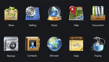 Android icons by Joker2011