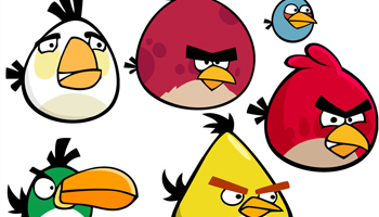 Angry birds by Femfoyou