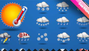 Free weather conditions Icons