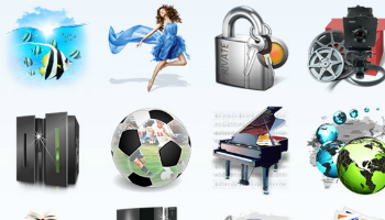 My 7 icons