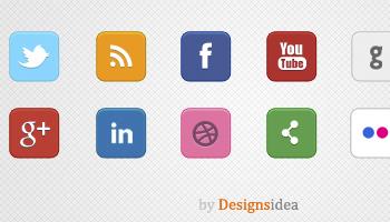 Social Media by DesignsIdea