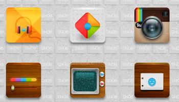 Sugar icons