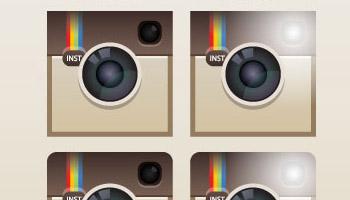 Free Instagram Icons