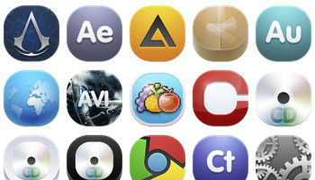 Qetto Icons